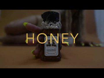 Honey shoot with Q LaSha